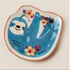 Jewelry - Francesca's Sloth Trinket Dish